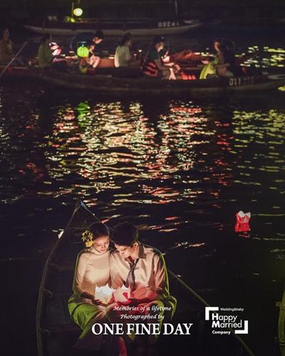 Hoa hậu World Cup Hàn Quốc khoe ảnh cưới ở Sài Gòn, Hội An - 3