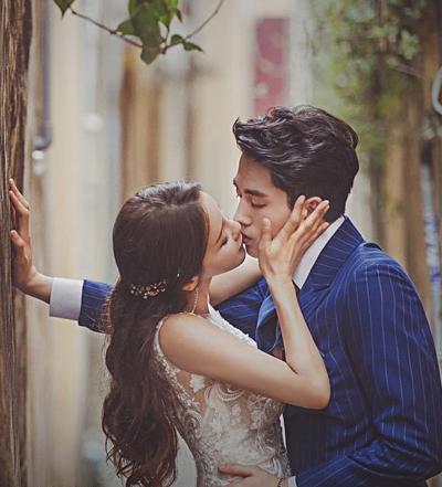 Hoa hậu World Cup Hàn Quốc khoe ảnh cưới ở Sài Gòn, Hội An - 4
