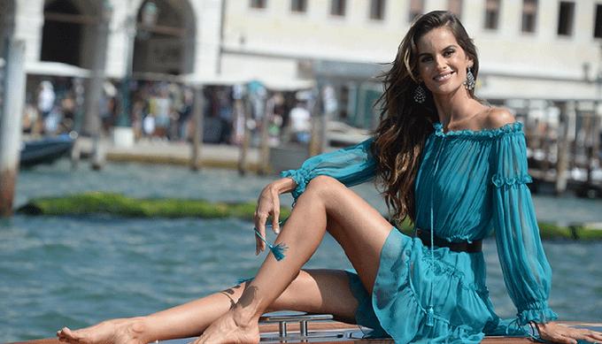 Izabel Goulart  - siêu mẫu nội y đính hôn với thủ môn tuyển Đức