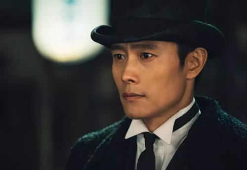 Lee Byung Hun trong Quý ngài Ánh dương.
