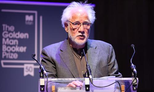 Nhà văn Michael Ondaatje - tác giả cuốn The English Patient.