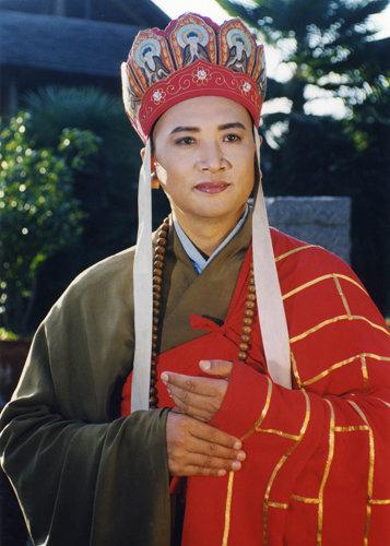 Trì Trọng Thụy nổi tiếng với vai Đường Tăng trong Tây du ký 1987.