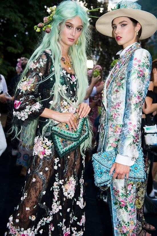 Bữa tiệc thời trang xa hoa của Dolce & Gabbana