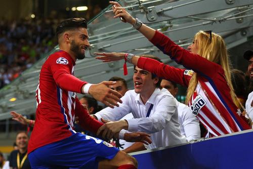 Năm 2016,Noemietừng gây sốt trên mạng với khoảnh khắcôm hônCarrasco sau khi anhghi bàngỡ hòa cho Atletico Madridtrong trận chung kết Champions League.