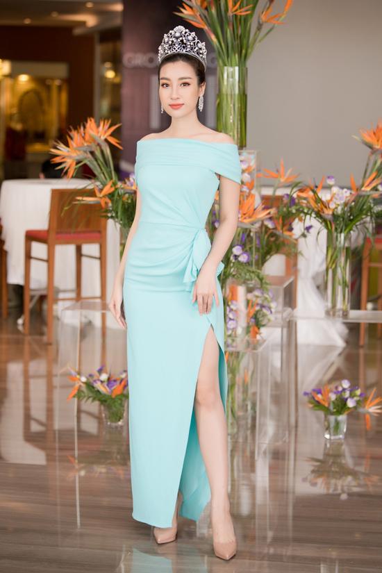 Hoa hậu Bùi Bích Phương đọ sắc với dàn người đẹp Việt