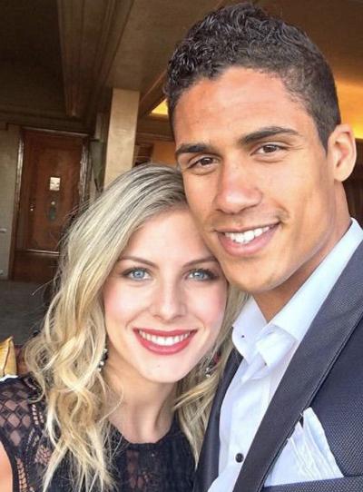 Camille Tytgat là vợ hậu vệ Raphael Varane. Họ quen biết nhau từ nhỏ và kết hôn năm 2015. Hiện cặp vợ chồng có một con trai.