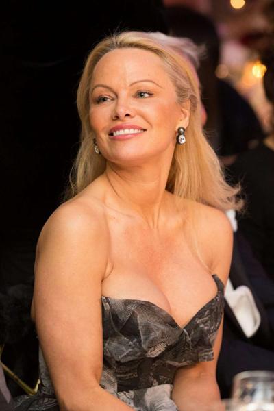 Pamela Anderson từng ba lần kết hôn với Tommy Lee (1995 tới 1998), Kid Rock (2006 tới 2007) và Rick Salomon (hai lần đám cưới vào năm 2007 và 2014).