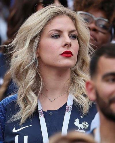 Camille Tytgat là người kín tiếng. Cô ít sử dụng mạng xã hội và chia sẻ hình ảnh bản thân. Trong các trận đấu của tuyển Pháp tại World Cup 2018, Camille luôn có mặt trên khán đài cổ vũ đội nhà.