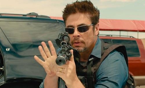 Benicio Del Toro giữ phong độ trong phim mới.