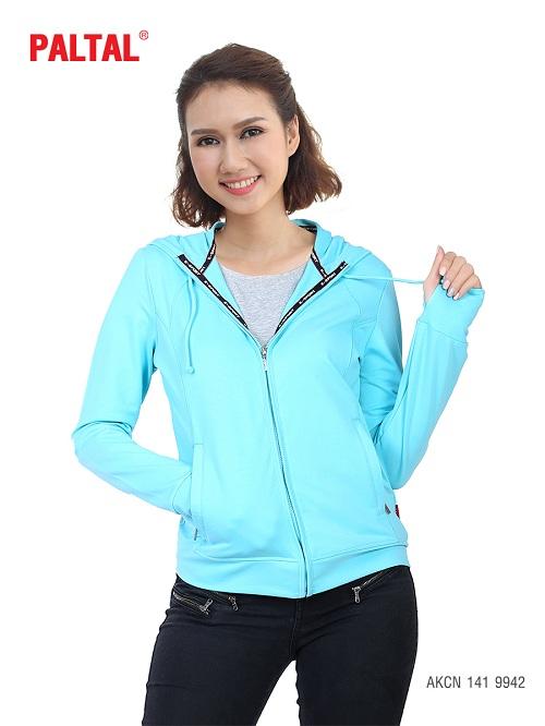 Áo khoác cao cấp Paltal với tính năng chống tia UV đến 99% giúp chị em yên tâm hơn khi ra đường. Áo khoác mãAKCN 141 9942.