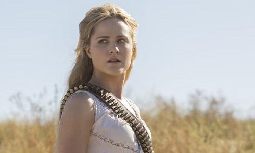 Evan Rachel Wood của Westworld sẽ tranh giải Nữ diễn viên chính xuất sắc ở series chính kịch.