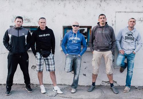 Nhóm nhạcZapreaić Boys.