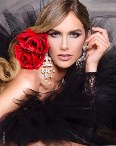 Angela Ponce, người đẹp chuyển giới đăng quang Hoa hậu Hoàn vũ Tây Ban Nha ngày 29/6.
