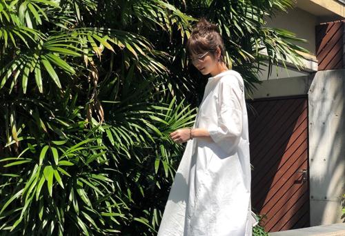 Trang phục giấu bụng bầu của Mỹ nhân đẹp nhất Nhật Bản - 10