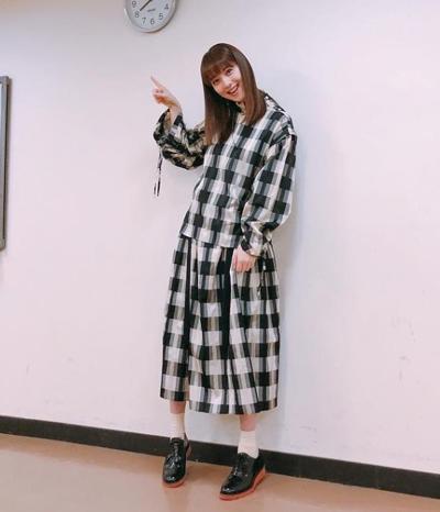 Trang phục giấu bụng bầu của Mỹ nhân đẹp nhất Nhật Bản - 7