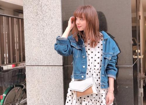 Trang phục giấu bụng bầu của Mỹ nhân đẹp nhất Nhật Bản - 9