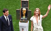 Va li đựng cúp World Cup làm từ chất liệu đắt giá