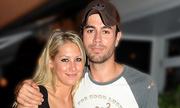 Enrique Iglesias và Anna Kournikova 17 năm hạnh phúc không màng hôn thú