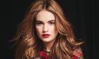 Lily James - vẻ đẹp ngọt ngào nước Anh