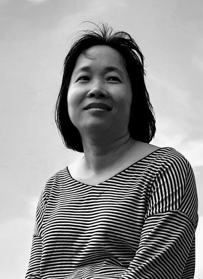 Nhà văn Nguyễn Ngọc Tư.
