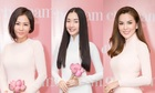 Thu Minh, Phương Lê, Ngọc Trân làm đại sứ thương hiệu mỹ phẩm Nhật Bản