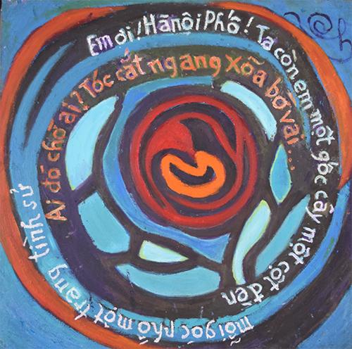 Phan Vũ triển lãm Em ơi, Hà Nội phố ở tuổi 93