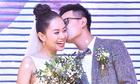 Hoàng Quyên hát hit Mỹ Tâm tặng chồng trong lễ cưới