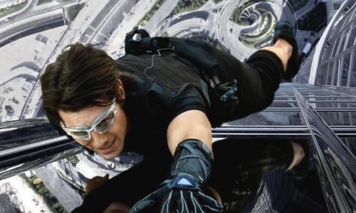 Những phim hành động gay cấn ở bối cảnh nhà cao tầng