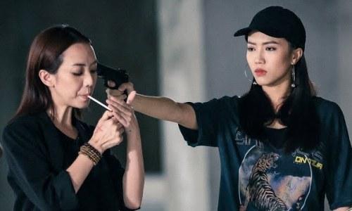 Cảnh Diệu Nhi phản bội Thu Trang trở thành tình tiết gây sốt nhất phim.