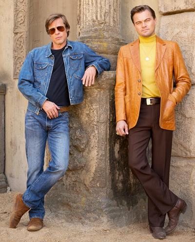 Phim của Brad Pitt và Leonardo DiCaprio dự kiến ra mắt ngày 9/8/2019.