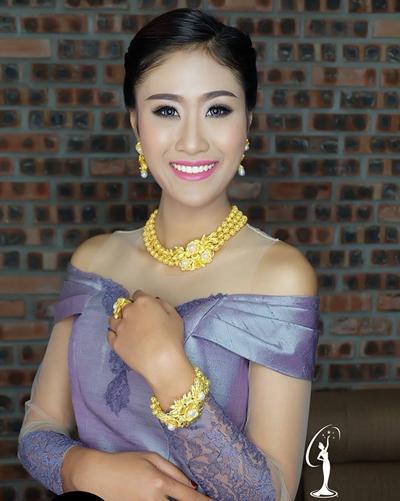 Từ năm ngoái, Lào tổ chức các cuộc thi trong nước nhằm chọn đại diện dự các kỳ thi lớn như Miss Universe, Miss Grand International, Miss World, Miss Supranational... Trước đó, nước này không tham gia các sự kiện nhan sắc thế giới.