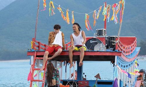 Tác phẩm được ghi hình ở nhiều địa điểm thuộc Bình Thuận và Ninh Thuận.
