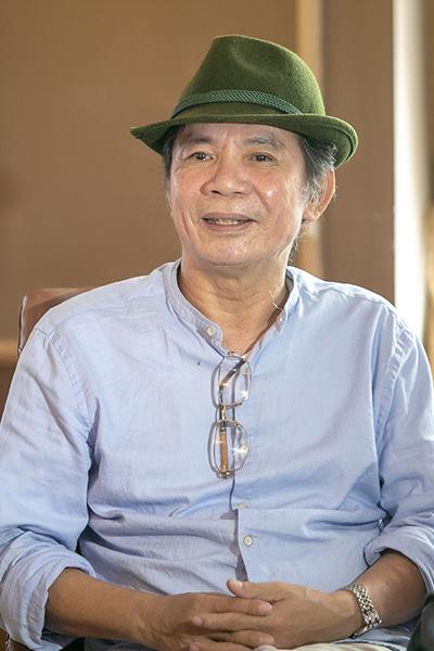 Nhạc sĩ Nguyễn Trọng Tạo.