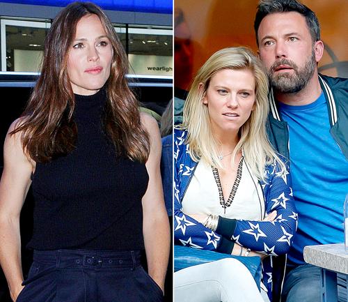 Jennifer Garner (trái) biết về chuyện ngoại tình của Ben Affleck. Ảnh: WireImage.