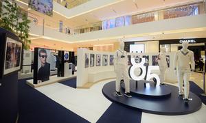 Triển lãm thời trang mới lạ mừng 85 năm thành lập của Lacoste