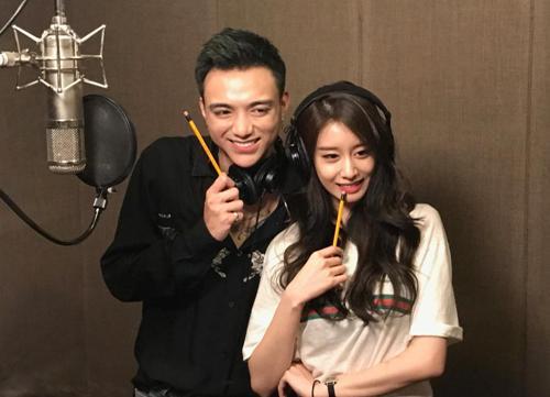 Cô và ca sĩ Soobin Hoàng Sơn hợp tác ăn ý trong MV vừa ra mắt.