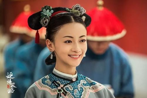 Vào vai nữ chính - Ngụy Anh Lạc, Ngô Cẩm Ngô