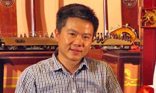 Giáo sư Ngô Bảo Châu.