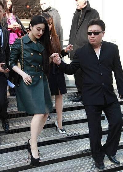 Người đàn ông giàu có chắn gió che mưa cho Phạm Băng Băng - 3
