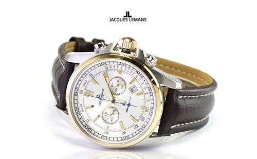 Ưu đãi 10% đồng hồ Jacques Lemans tại Đăng Quang Watch - 2