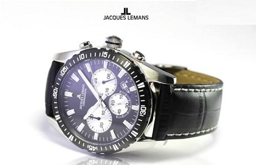 Ưu đãi 10% đồng hồ Jacques Lemans tại Đăng Quang Watch - 3