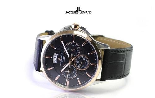 Ưu đãi 10% đồng hồ Jacques Lemans tại Đăng Quang Watch - 4