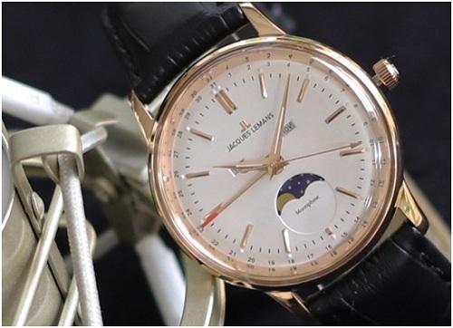 Ưu đãi 10% đồng hồ Jacques Lemans tại Đăng Quang Watch - 6