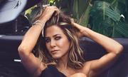 Jennifer Aniston không buồn vì ly hôn Justin Theroux