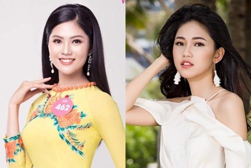 Bản sao của các mỹ nhân showbiz tại chung kết Hoa hậu Việt Nam - 4