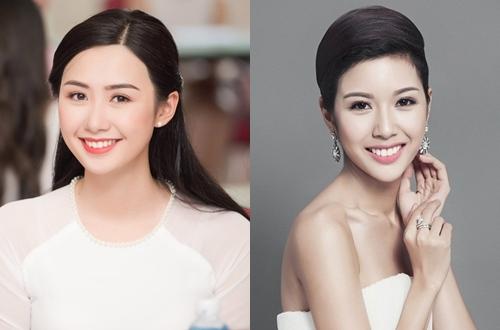 Bản sao của các mỹ nhân showbiz tại chung kết Hoa hậu Việt Nam - 3