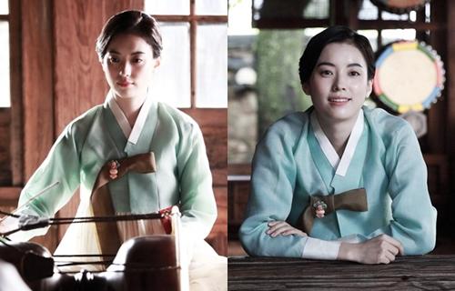 Han Hyo Joo nổi bật khi diện hanbok truyền thống - 10