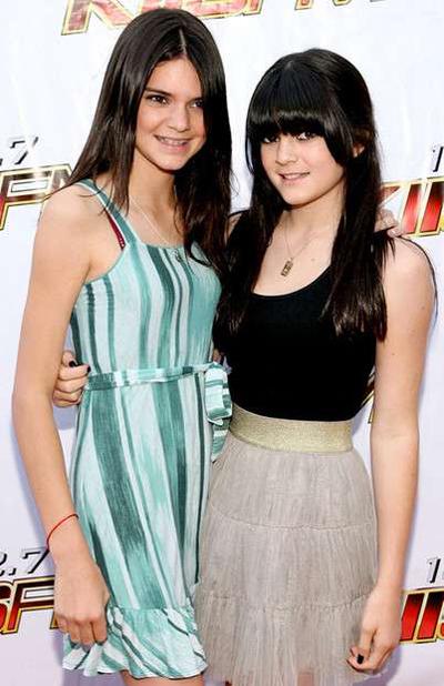 Ngày nhỏ, Kylie Jenner theo học trường Sierra Canyon và tham gia vào đội cổ vũ. Cô cũng góp mặt trong đội kịch. Từ năm 2012, Kylie Jenner tự học ở nhà và tốt nghiệp năm 2015.