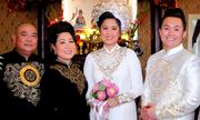 NSND Hồng Vân tổ chức lễ cưới cho con gái trong nước