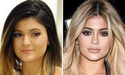 Biến đổi ngoại hình của Kylie Jenner - triệu phú nhà Kardashian